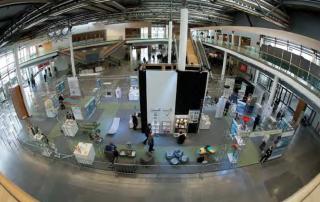 Ausstellung Nanotechnik und Bionik Bau München ICM