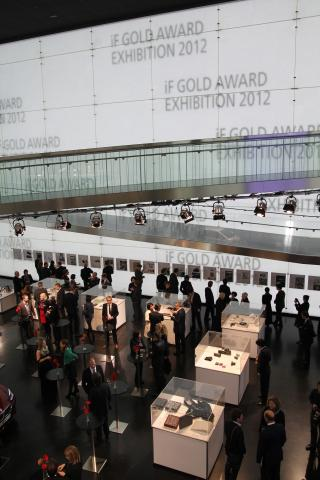 Bling Crete if design award exhibition bmw world m